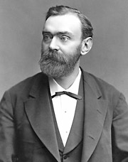 Alfred Nobel Erfinder des Dynamit