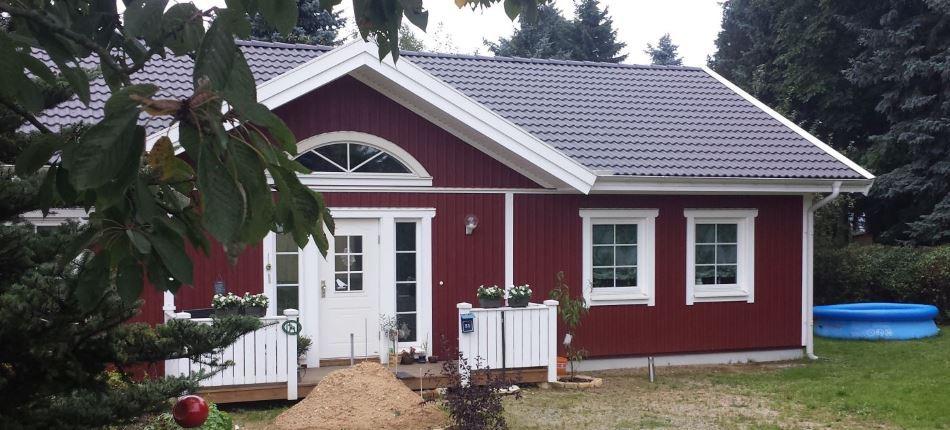 Schwedenhaus bungalow  Schwedenhaus - Ihr Haus zum Wohlfühlen
