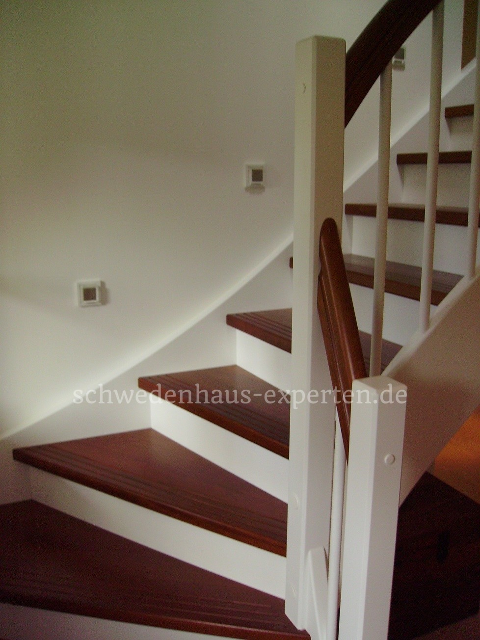 9.6 Treppen - Schwedenhaus