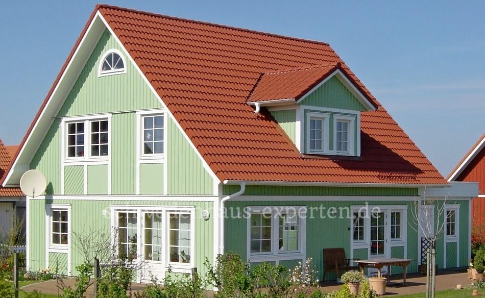 Einfamilienh user schwedenhaus for Einfamilienhaus katalog